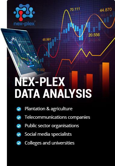 nex-plex Data analysis by mh delima